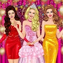 Prom Queen Dress Up - High School Rising Star icon