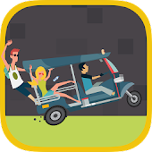 Auto Rickshaw Traffic Racer