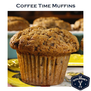 Coffee Time Muffins.