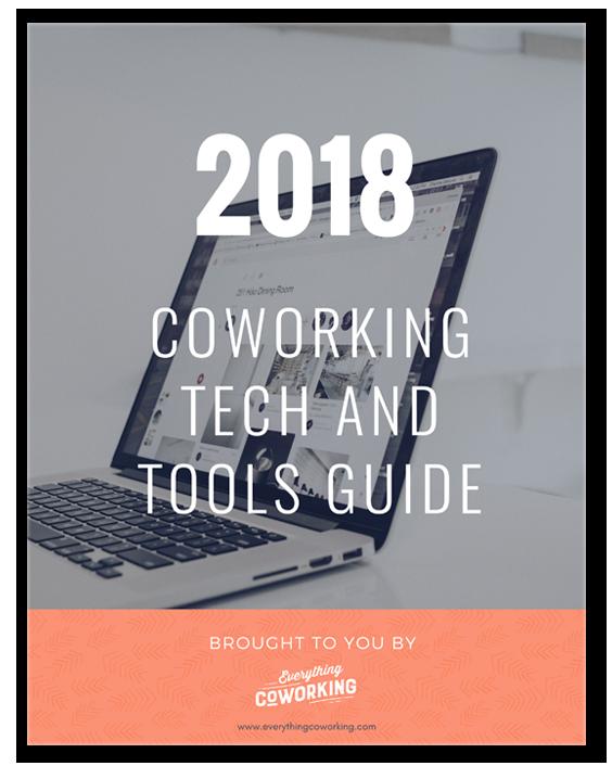 2018 Coworking Tech & Tools EC