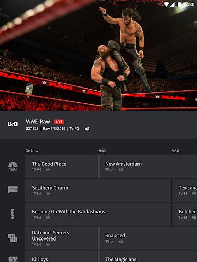 USA Network screenshot 9