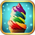 Frozen Ice Cream Cooking Game! icon