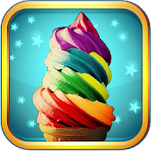 Frozen Ice Cream Cooking Game!