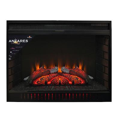 Электрический камин Interflame Panoramic 31 LED F/X Quartz