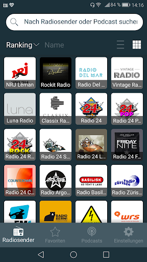 Radio Online - Radio FM Swiss for PC