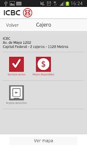 ICBC Sucursales y cajeros screenshot 4