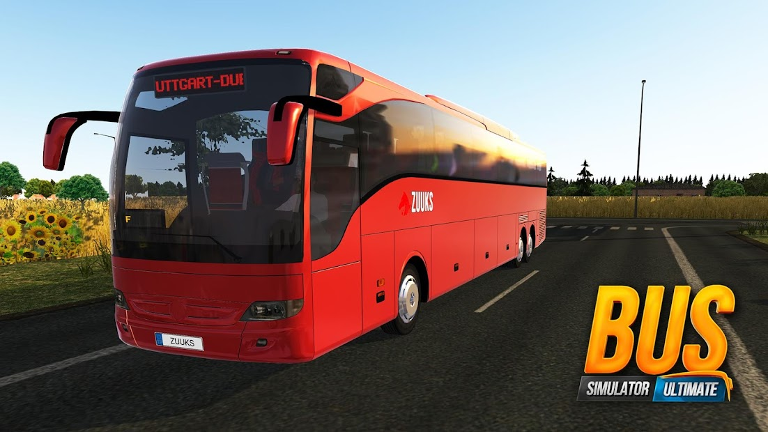 Bus Simulator : Ultimate Android App Screenshot