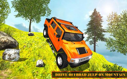 Real Offroad Car Driving Simulator 3D: Hill Climb screenshots 1