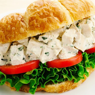 Basic Plain Old Chicken Salad