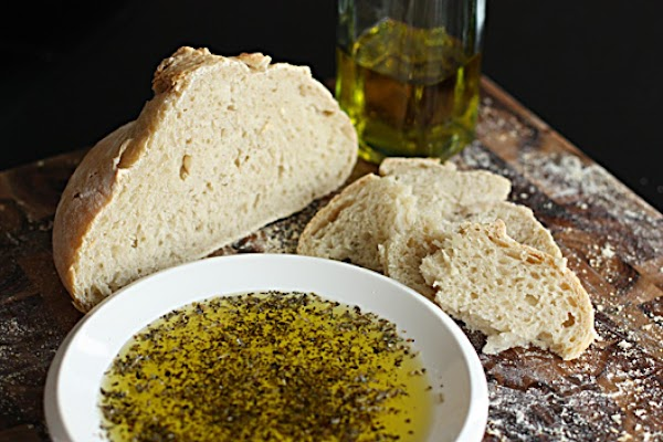Herbed Olive Oil For Bread Dipping Recipe