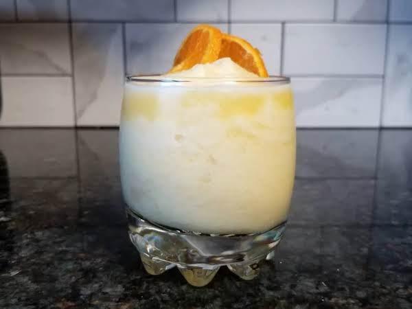 Blood Orange Pineapple Slushy Recipe