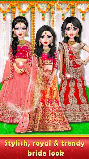 Indian Royal Wedding Doll Maker : Avatar Creator apktram screenshots 3
