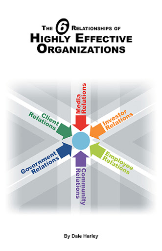 The 6 Relationships of Highly Effective Organizations cover