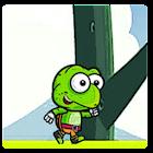 Turtle adventure Runner & jumper classic fun game icon