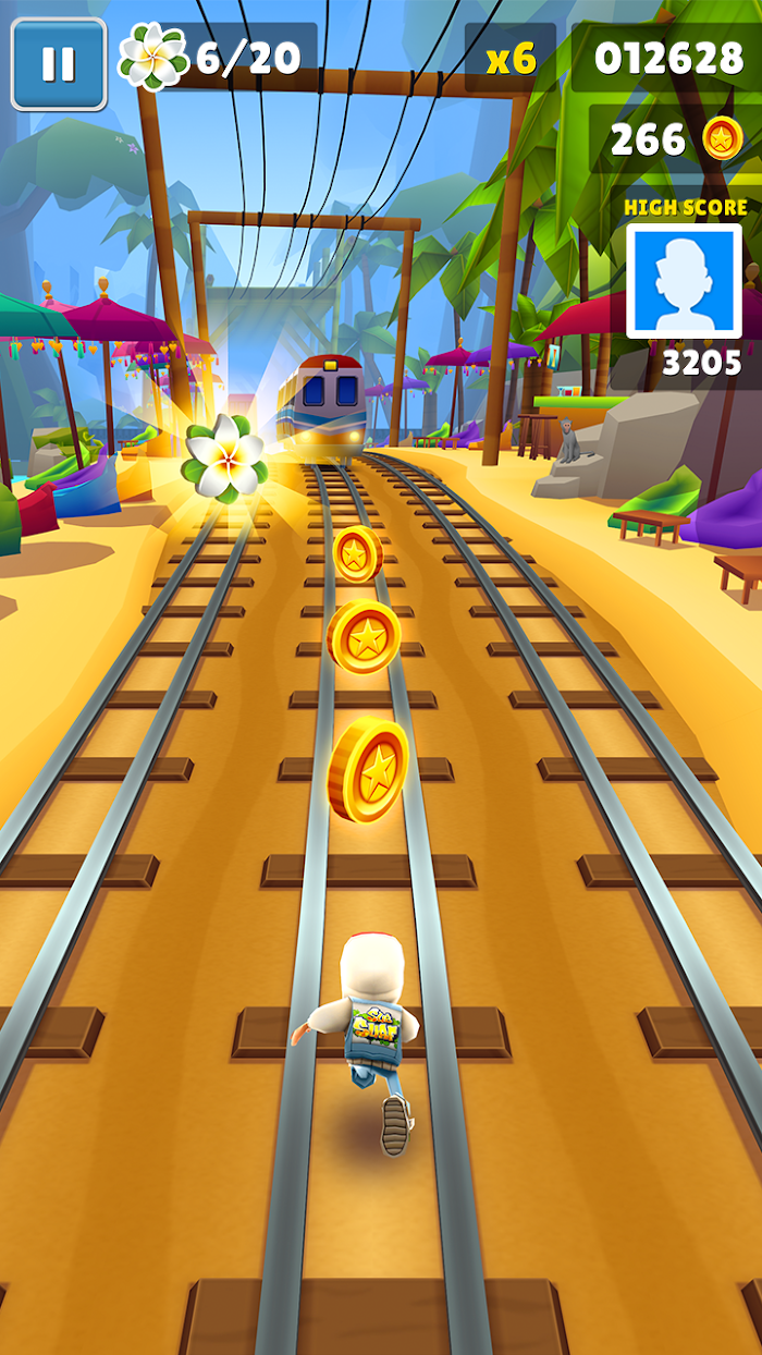 Subway Surfers v1 106 1 For Android APK Download - DLoadAPK