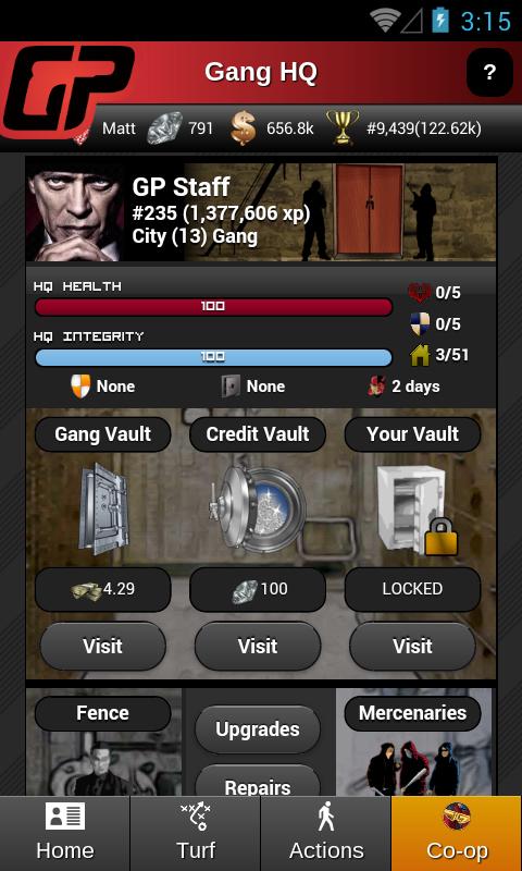 Gangster Paradise- screenshot
