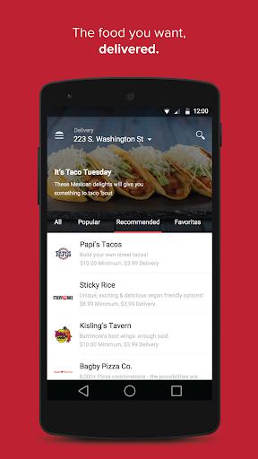 免費下載購物APP OrderUp - Your Food Delivered app開箱文 APP開箱王
