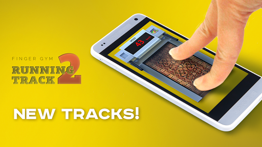 Fingers Running track 2 screenshot