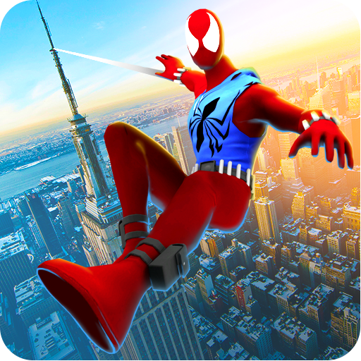 動作App|New Spider Hero Legend 3D LOGO-3C達人阿輝的APP