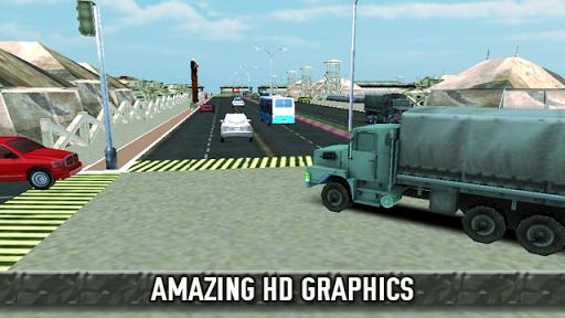 Army Truck Simulator