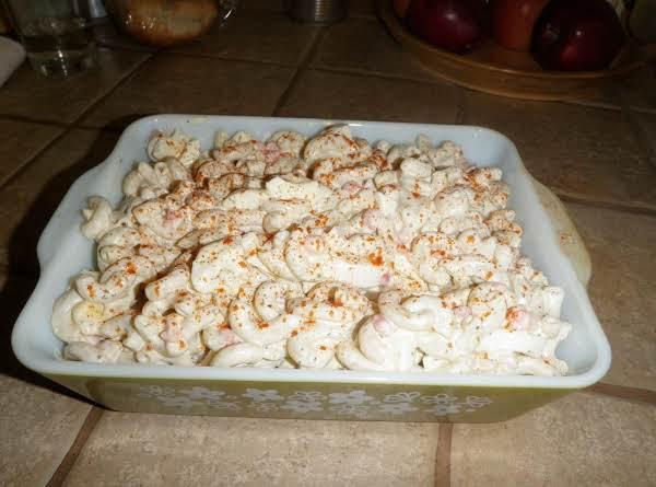 Aunt Tony's Macaroni Salad