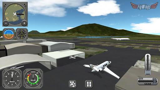 Flight Simulator 2013 FlyWings - Rio de Janeiro apktram screenshots 7