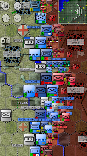 Fall of Army Group Center 1944 (free) 1.0.1.2 screenshots 9