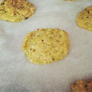 Vegan Zucchini-Lemon Cookies