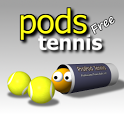 Pods Tennis Free icon