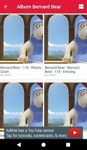 bernard bear TV - náhled