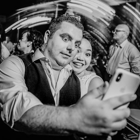 Wedding photographer Van Tran (ambient). Photo of 09.02.2018