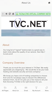 TVC.Net screenshot