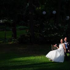 Wedding photographer Joanna Rokicka (JoannaRokicka). Photo of 04.09.2018