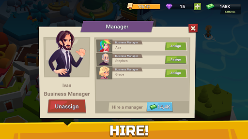 Town Rivals - PvP Idle Tycoon  screenshots 2
