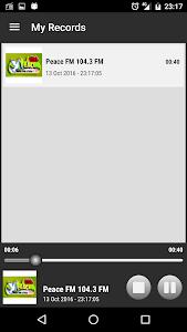 RADIO GHANA screenshot 5