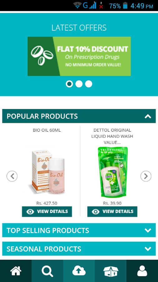 Online Pharmacy India- screenshot