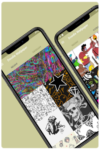 Hd Doodle Wallpapers 4k App Report On Mobile Action App