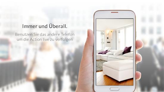 handy als berwachungskamera nutzen so einfach geht s giga. Black Bedroom Furniture Sets. Home Design Ideas