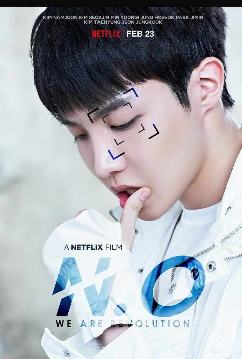 BTS NO netflix movie