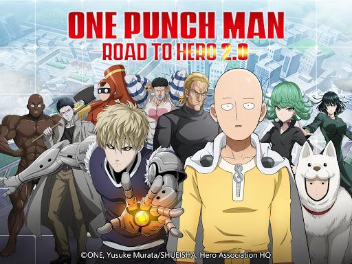 One-Punch Man: Road to Hero 2.0 2.0.26 screenshots 9