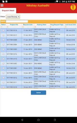 Nikshay Aushadhi 1.2.9 Screenshots 5