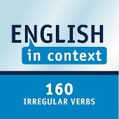 160 English irregular verbs