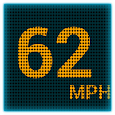 GPS LED Speedometer apk