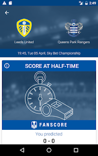 QPR FanScore- screenshot thumbnail