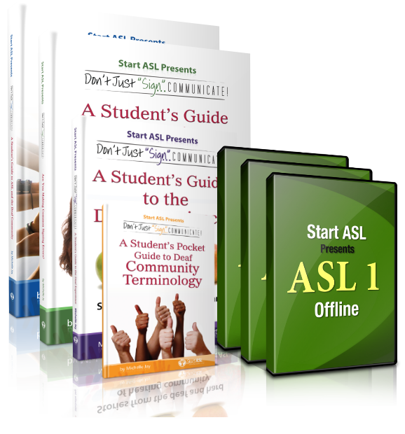 Start ASL Offline Course