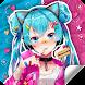 Vocaloid Hatsune Stickers for WhatsApp