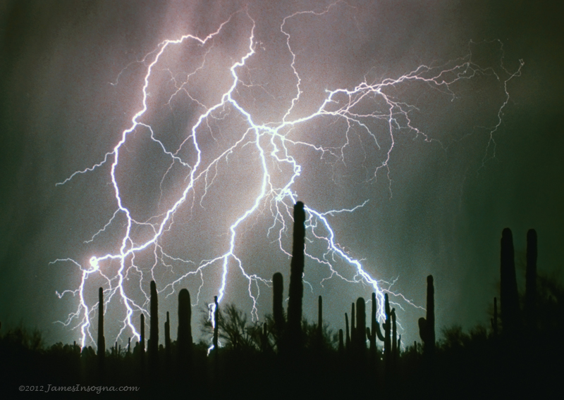 Photo: Striking Photography - Original image shot on film and scanned in. My very fist shot that got me hooked on Lightning in 1987. #Lightning #Photography #InsognaGallery #Natue #Scottsdale #Arizona #Film #TheLightningMan   Larger Images: http://www.jamesinsogna.com/Weather/Lightning-Thunderstorm-Weather/14366845_bh2M7r#!i=1064305334&k=VTcQw