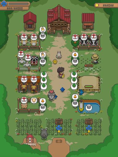 Tiny Pixel Farm - Simple Farm Game  screenshots 15