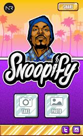 Snoop Lion's Snoopify! Screenshot 1