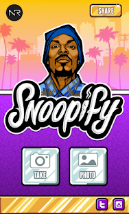 Snoop Lion's Snoopify! Screenshot 1